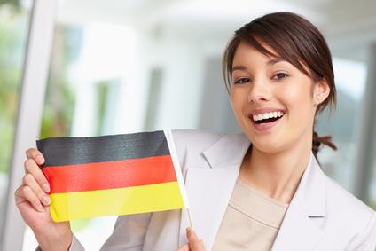 Ausländerin in Deutschland